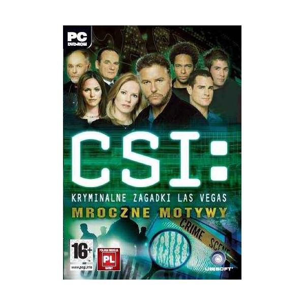 CSI: Kryminalne Zagadki Las Vegas - Mroczne Motywy PL
